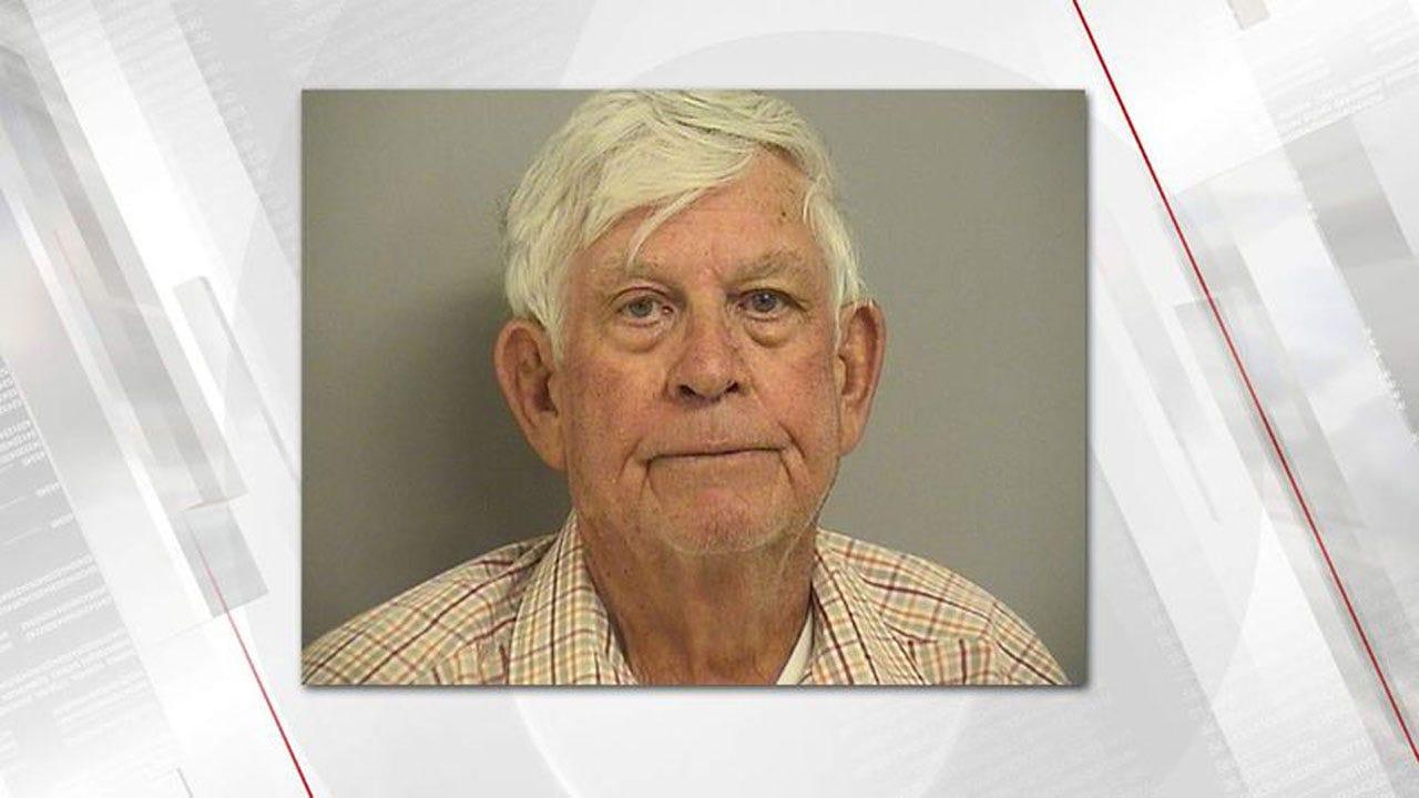 Elderly Sand Springs Man Charged With Child Sex Abuse
