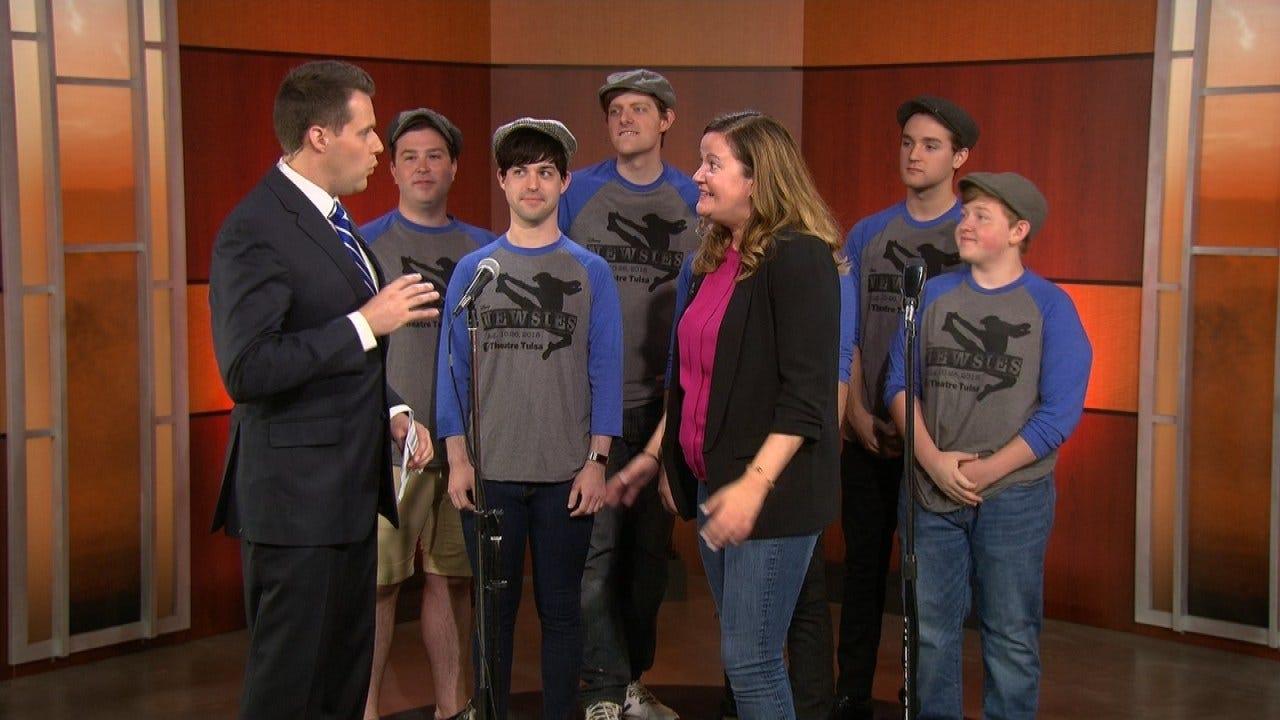 Musical 'Newsies' Kicks Off Theatre Tulsa's 96th Season