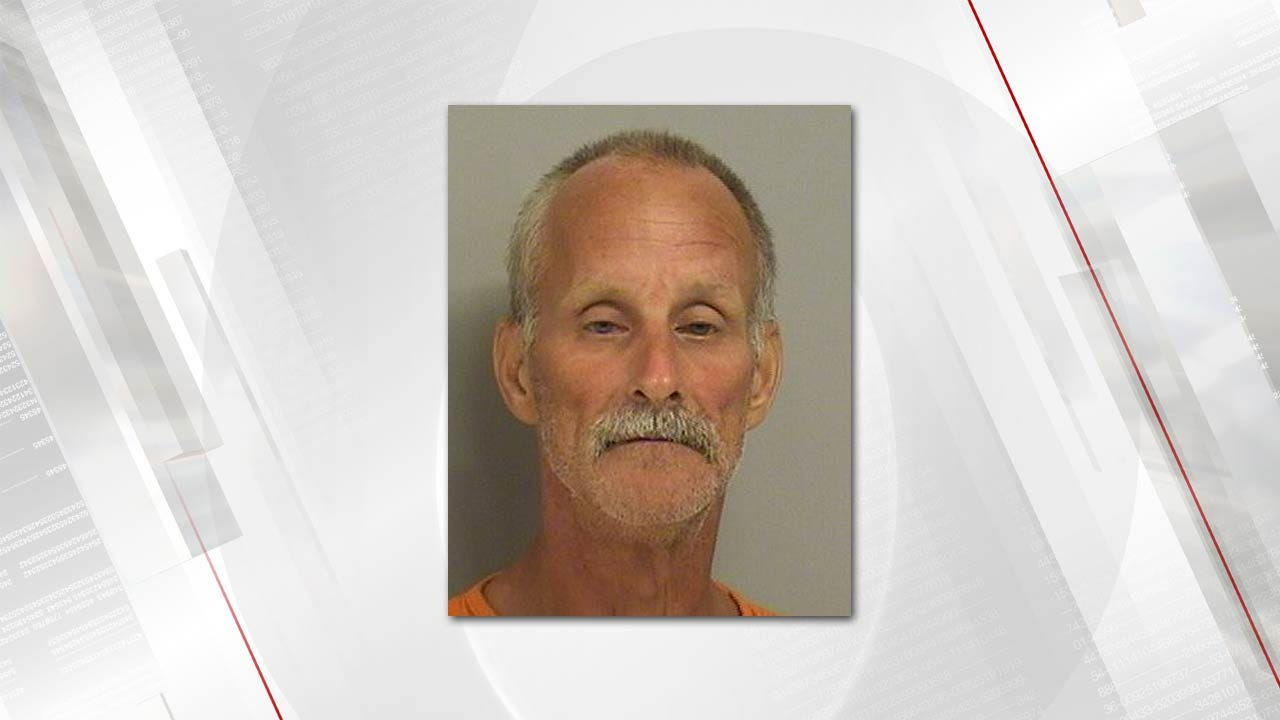 Man Arrested Following Slow Speed Chase Across Tulsa