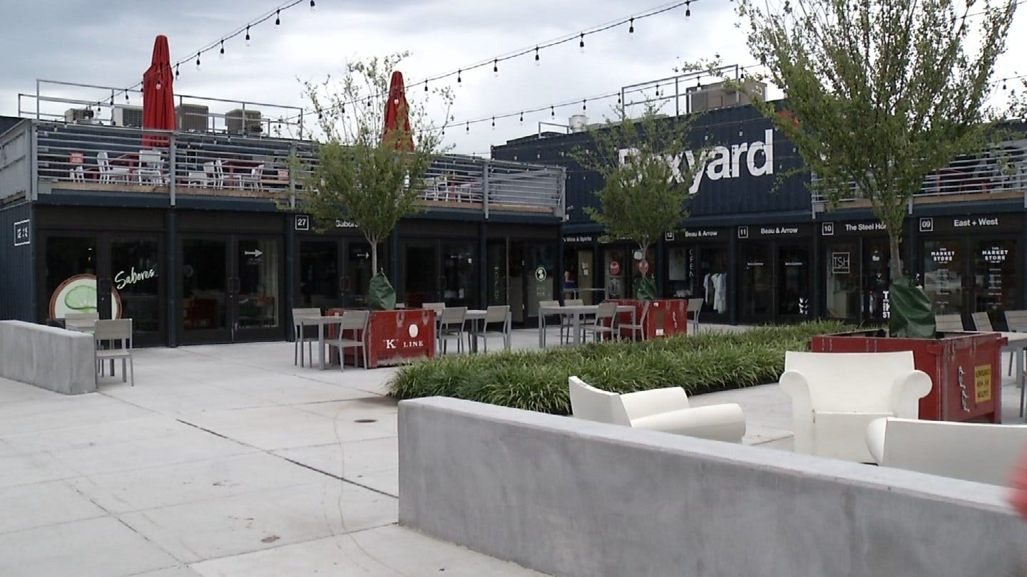 New Business Coming To The Boxyard In Downtown Tulsa