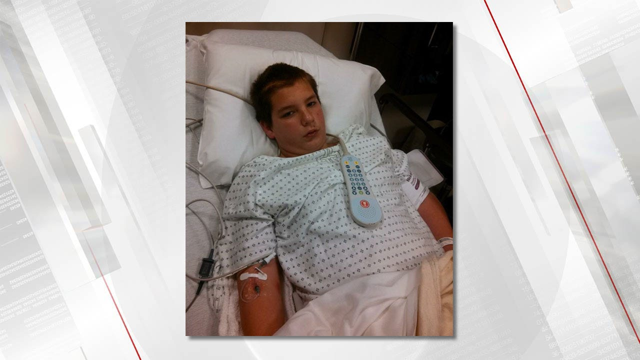Oklahoma Teen In Need Of Heart Transplant