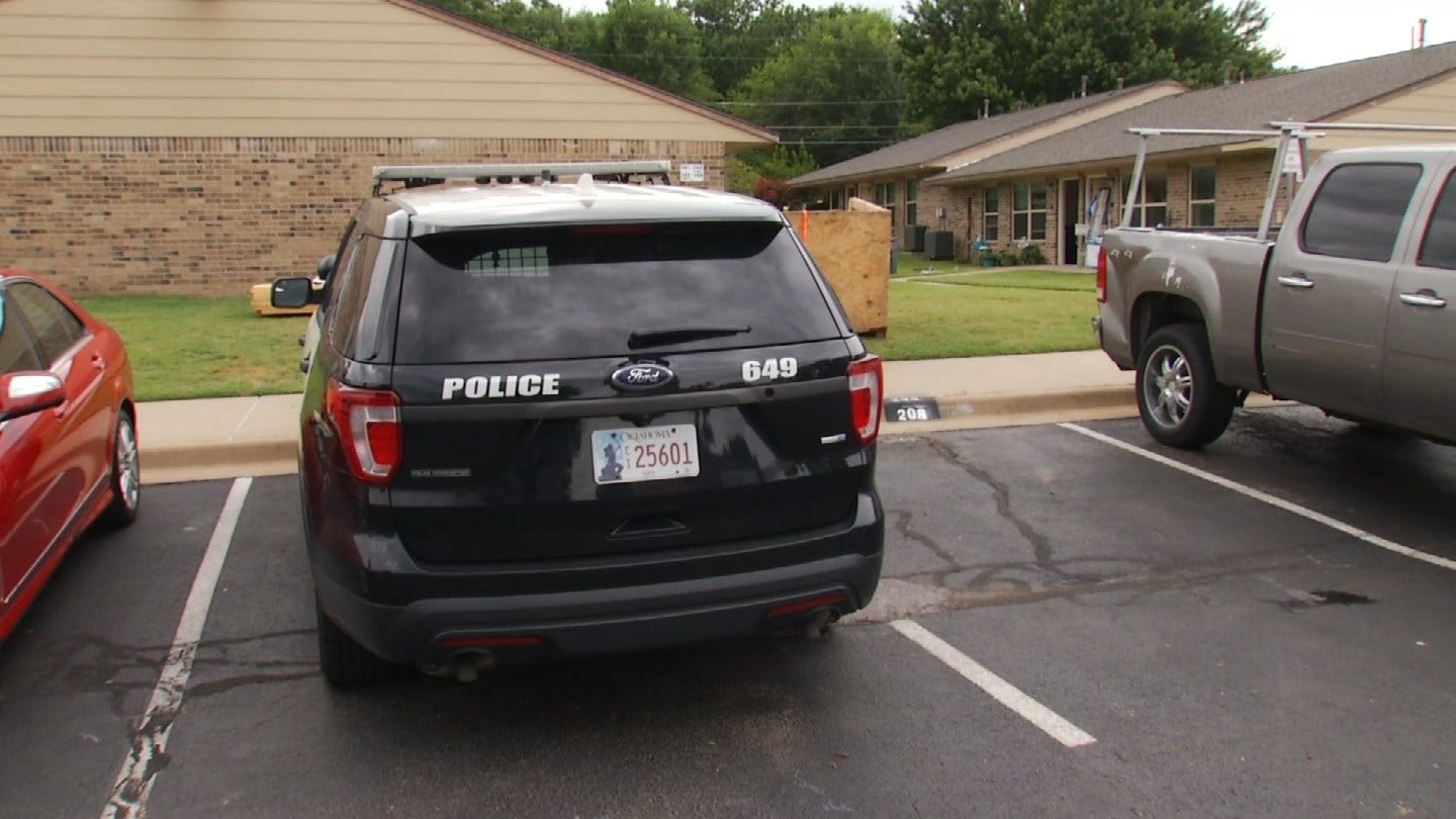Residents Concerned After Series Of Burglaries At Sand Springs Senior Community