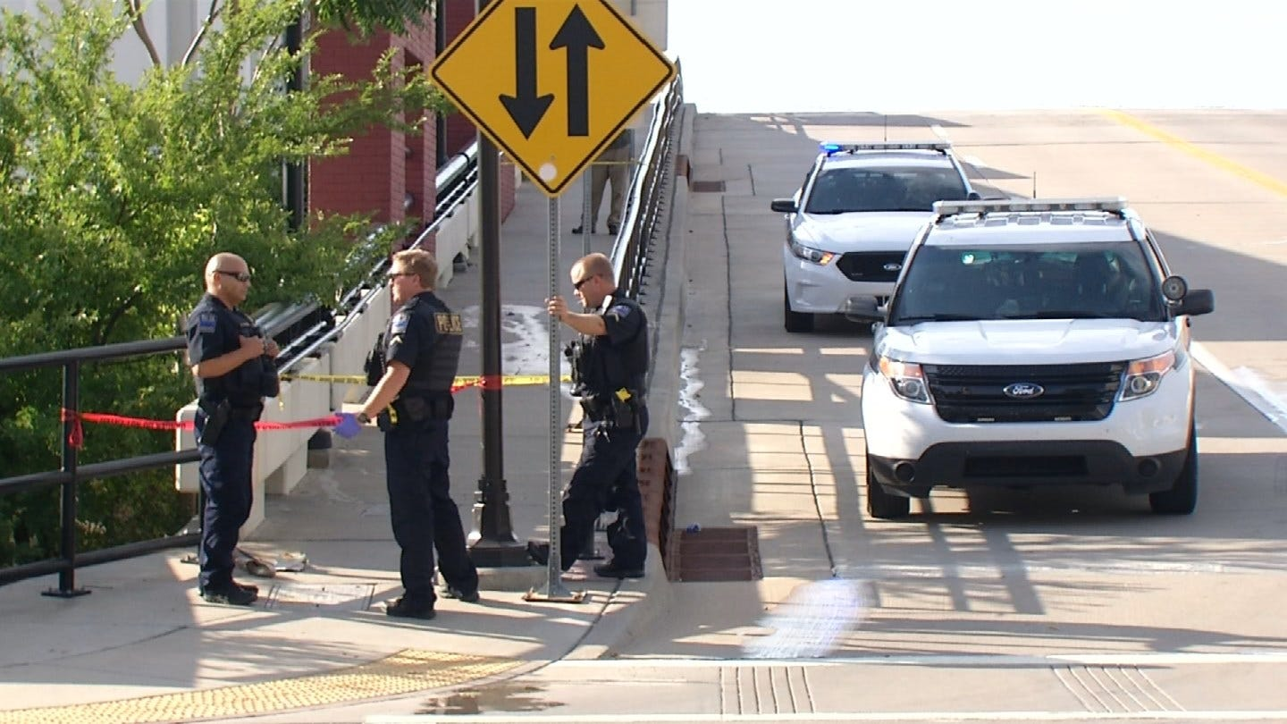 Suspect Arrested In Downtown Tulsa Stabbing