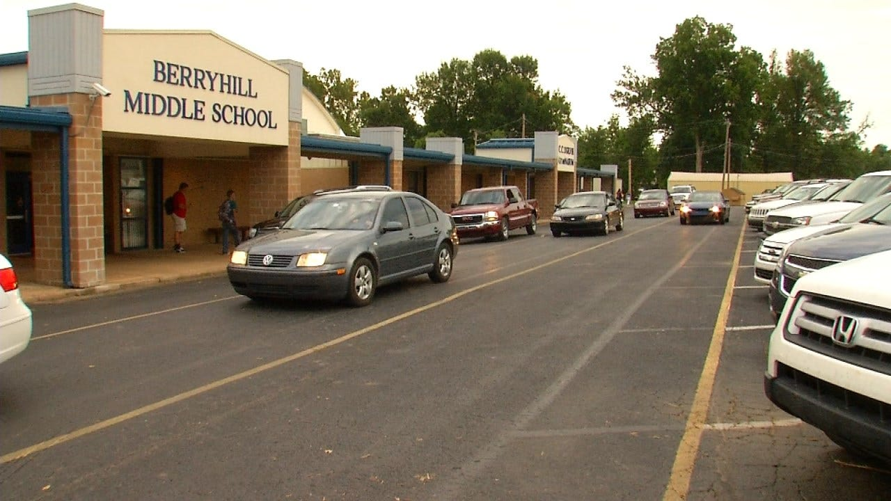 Back To School Thursday For Berryhill Schools