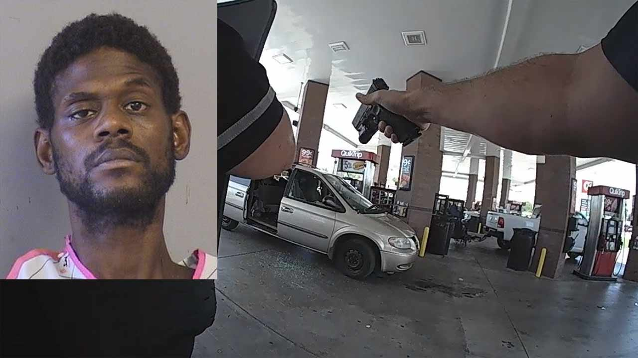 Federal Grand Jury Indicts Man Accused Of Shooting At Tulsa Police Officer