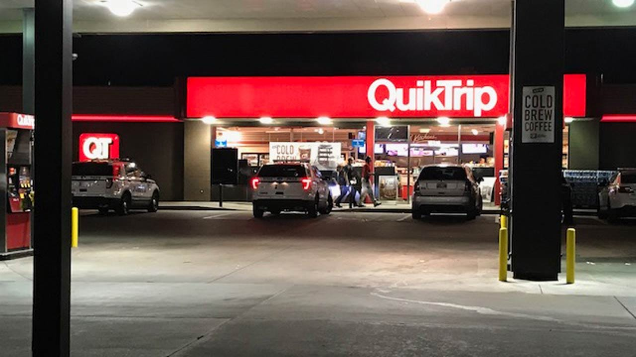 Man Steals Beer, Attacks QuikTrip Clerks, Tulsa Police Say