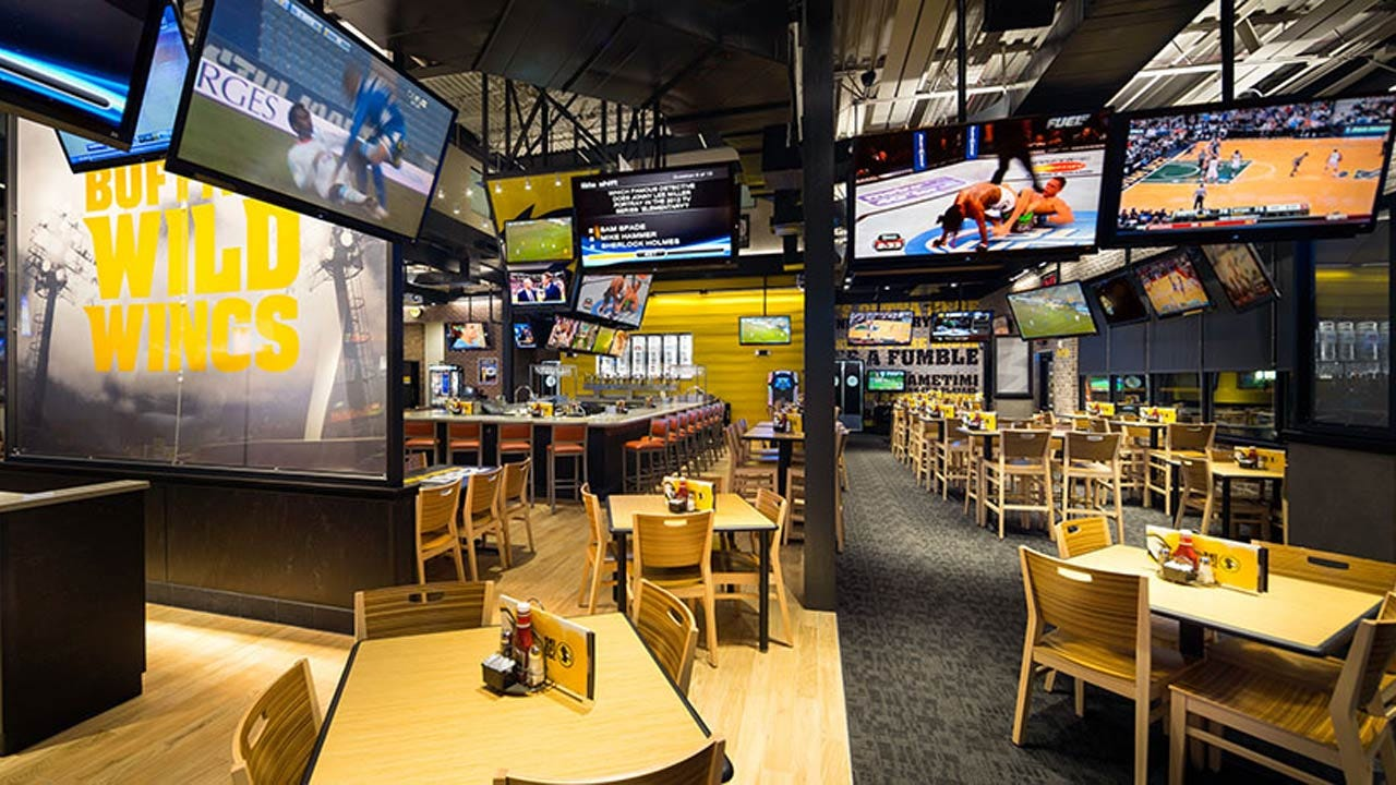 Report: Buffalo Wild Wings Discussing Adding Sports Betting