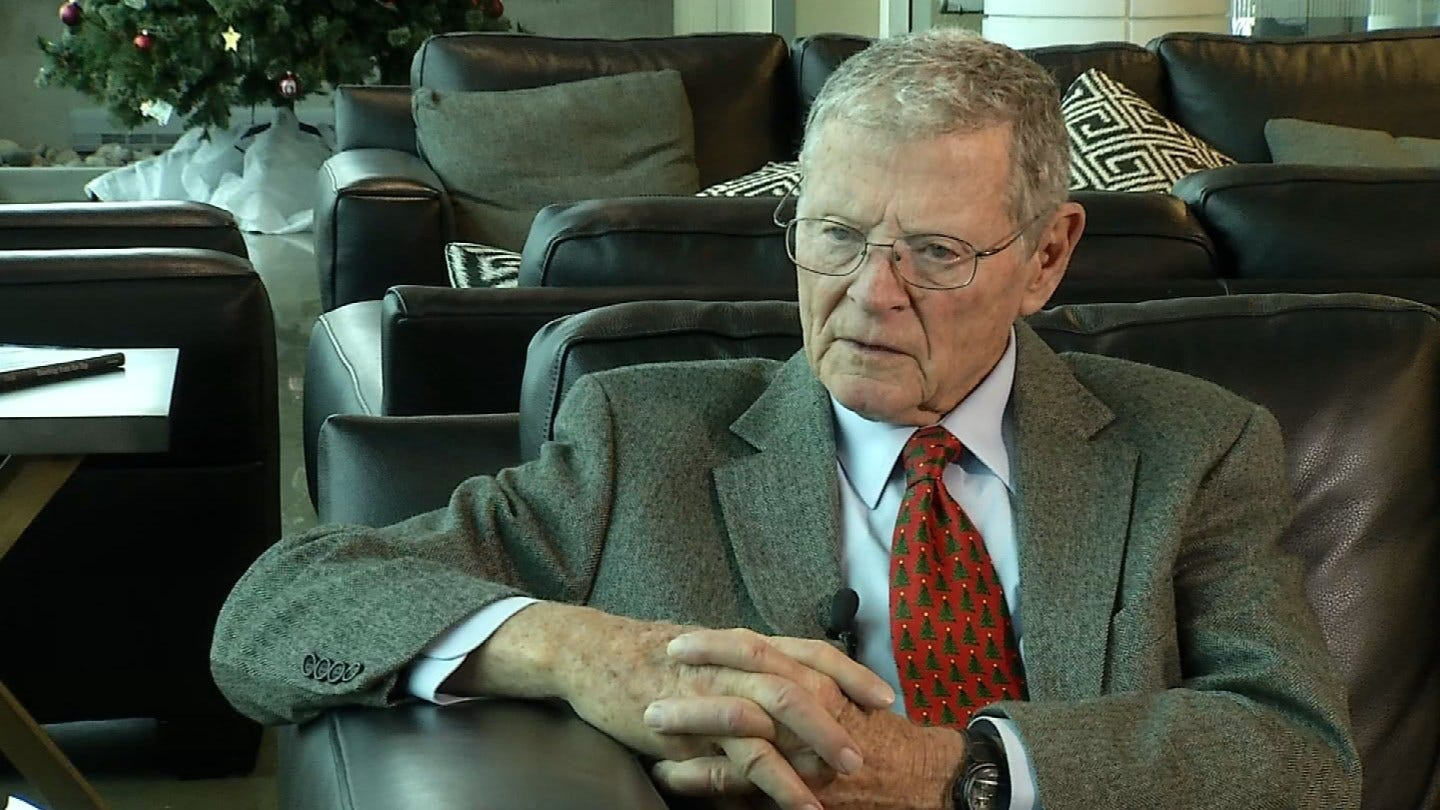 Sen. Inhofe Wants More Job Training Opportunities For Students