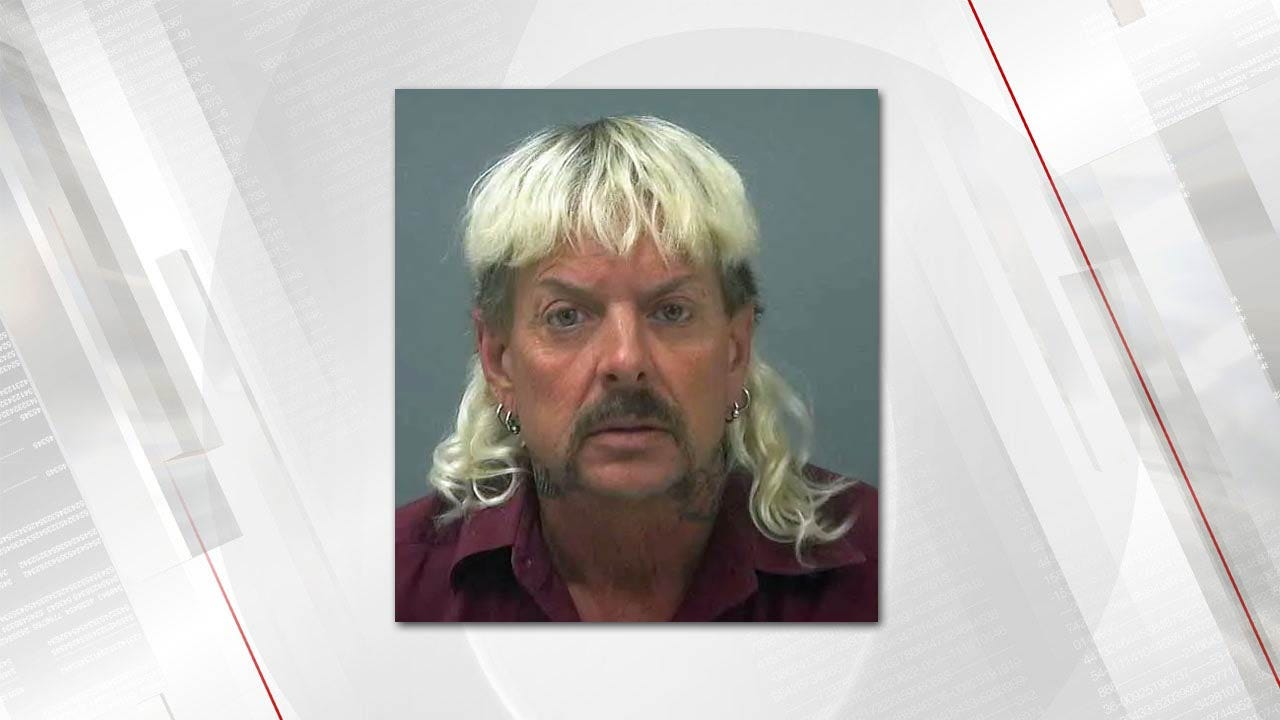 Feds: Joe Exotic Offered Cash From Tiger Sales For Hit