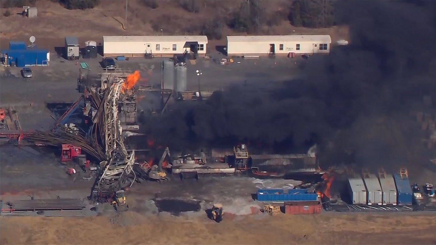 Quinton Gas Well Explosion Lawsuits Accuse Well Operator Of Unsafe Practices
