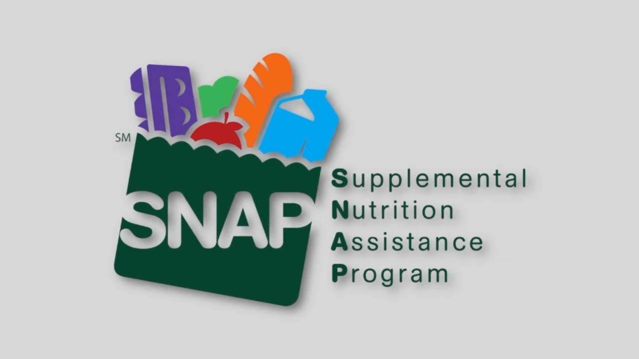 Trump Administration Tightens Work Requirement For Food Stamp Benefits