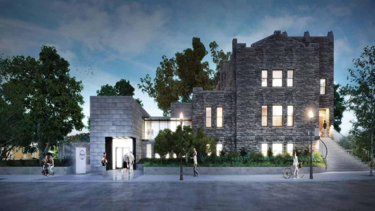 Contractors Bid To Bring Life Back To Legendary Church Studio