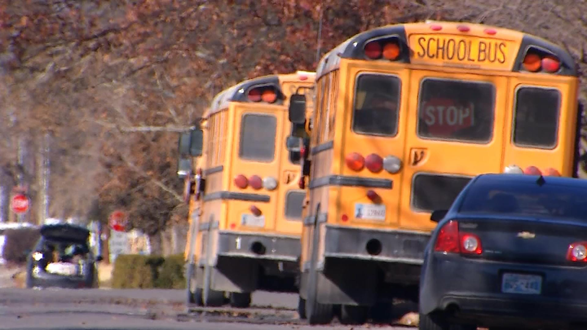 Governor Signs Bill Funding Cameras For School Buses