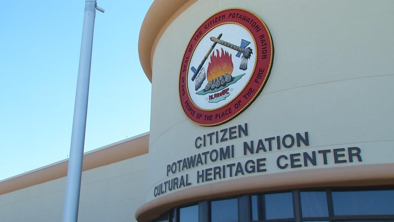 Citizen Potawatomi Nation Announces Mask Mandate For Tribal Businesses, Offices