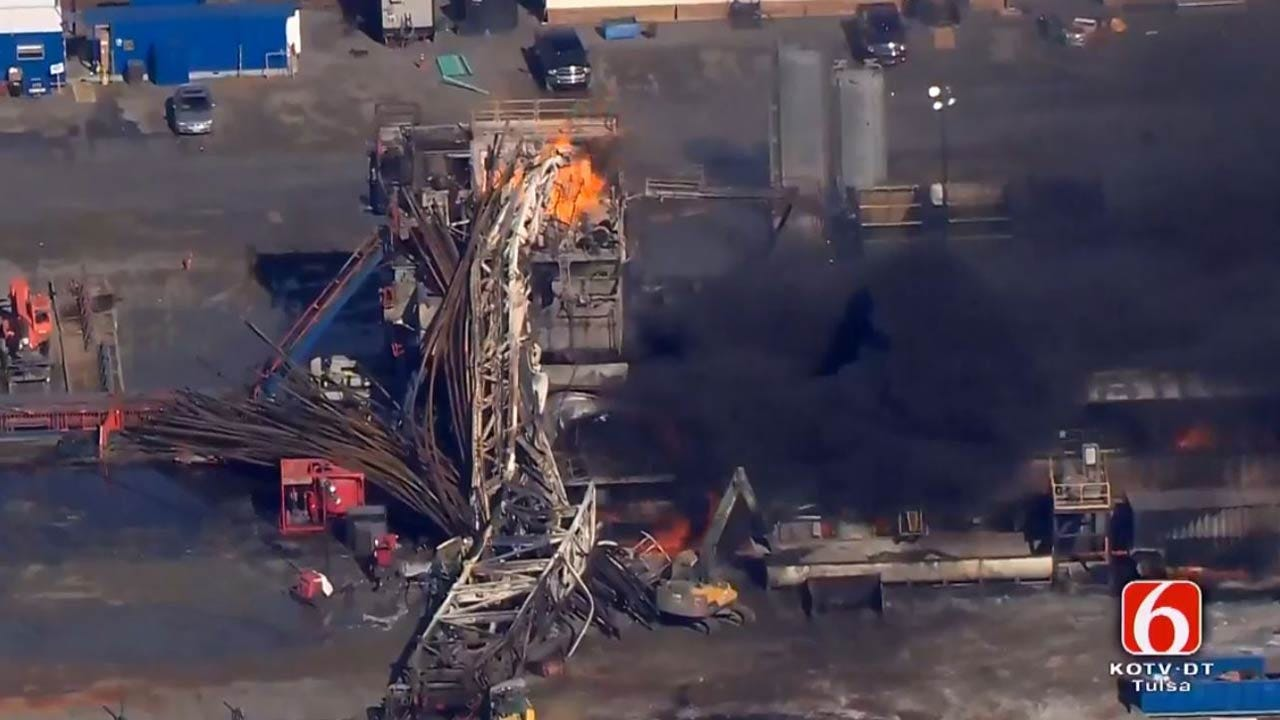 OKC Drilling Company Denies Unsafe Practices At Quinton Well Site