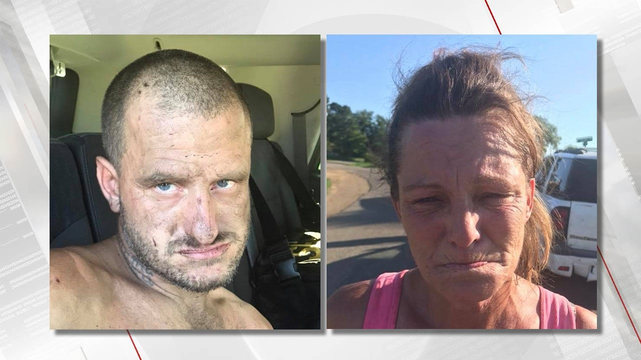 2 Arrested For Grand Larceny, Admitted Stealing From Haskell County Barn