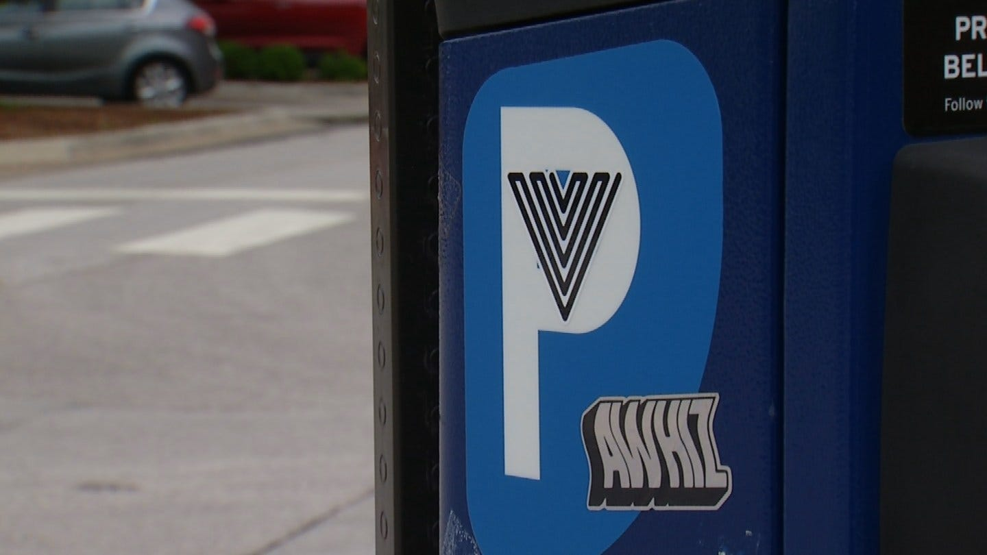 City Of Tulsa Launches Parking App