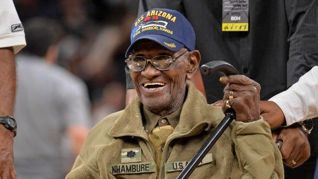 Texas Family Says Thieves Drained Bank Account Of Oldest Living U.S. Veteran