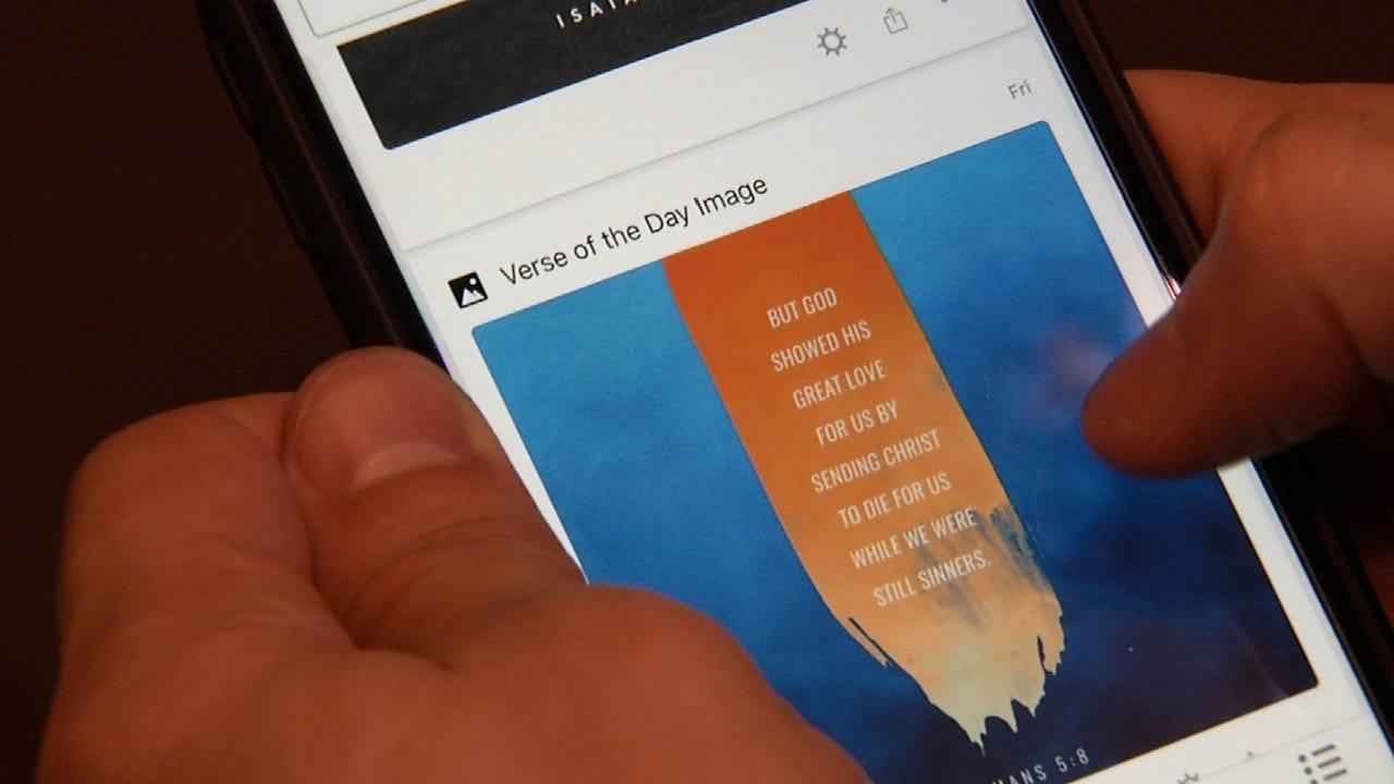 Bible App Created By Oklahoma-Based Church Celebrates 10 Years