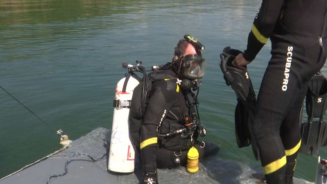 OHP Dive Team Keeps Skills Sharp With Underwater Training