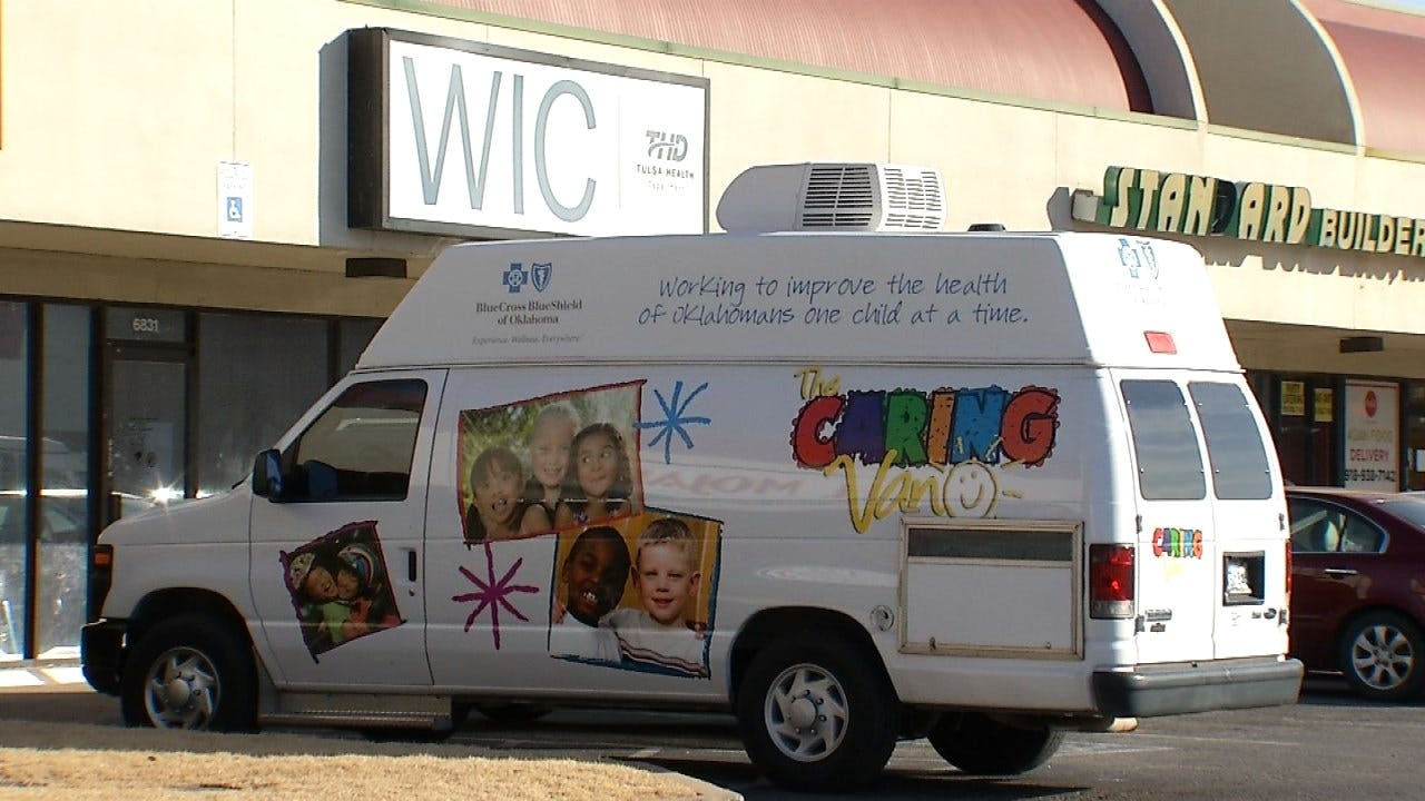 Oklahoma Caring Vans Offering Free Immunizations