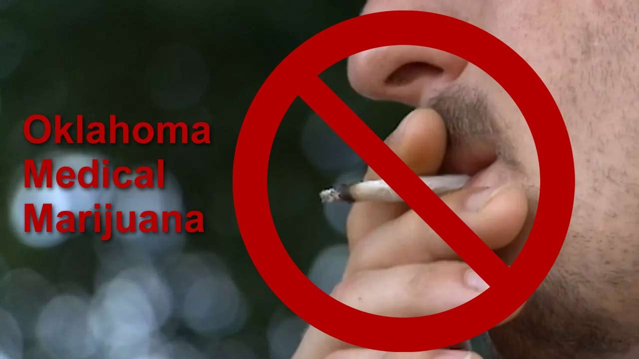 Oklahoma Medical Marijuana: Smokable Products Banned