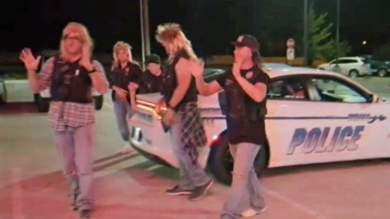 Owasso Police Post Their Own Lip Sync Video On Facebook