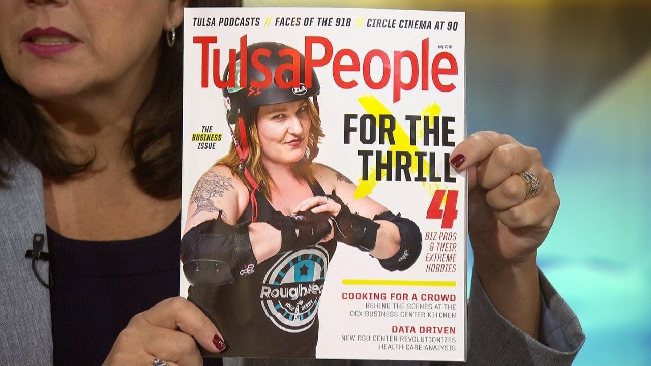 Tess Maune Featured In This Month's Tulsa People
