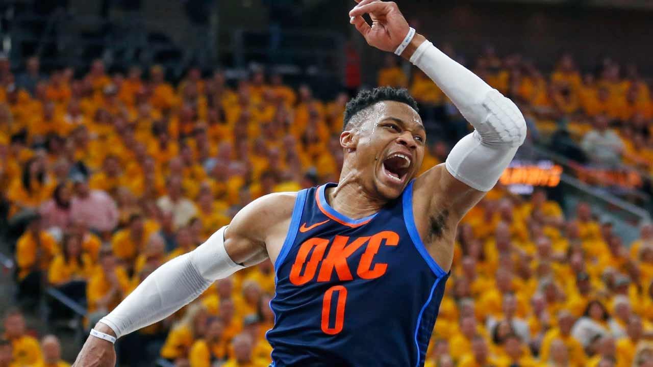 Russell Westbrook Basketball Camp Begins In Tulsa