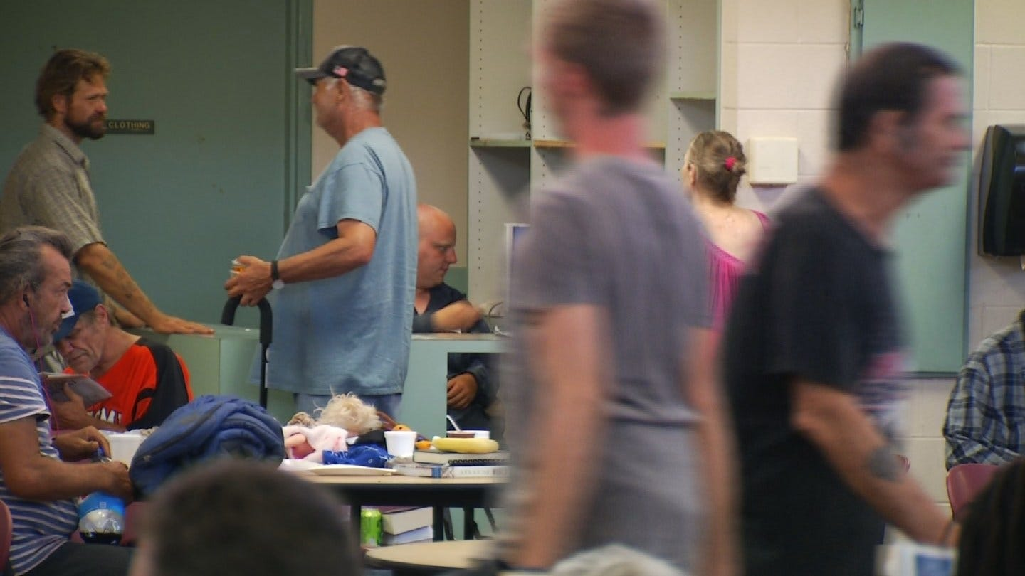 Shelters Working To Get Homeless Out Of The Heat