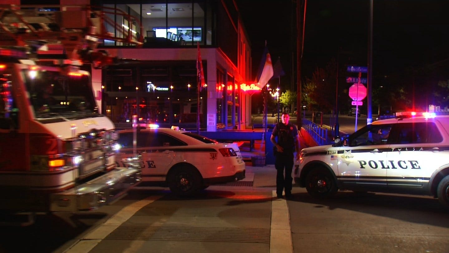 Pepper Spray Used To Stop Fight Leads To Panic At Tulsa Bar