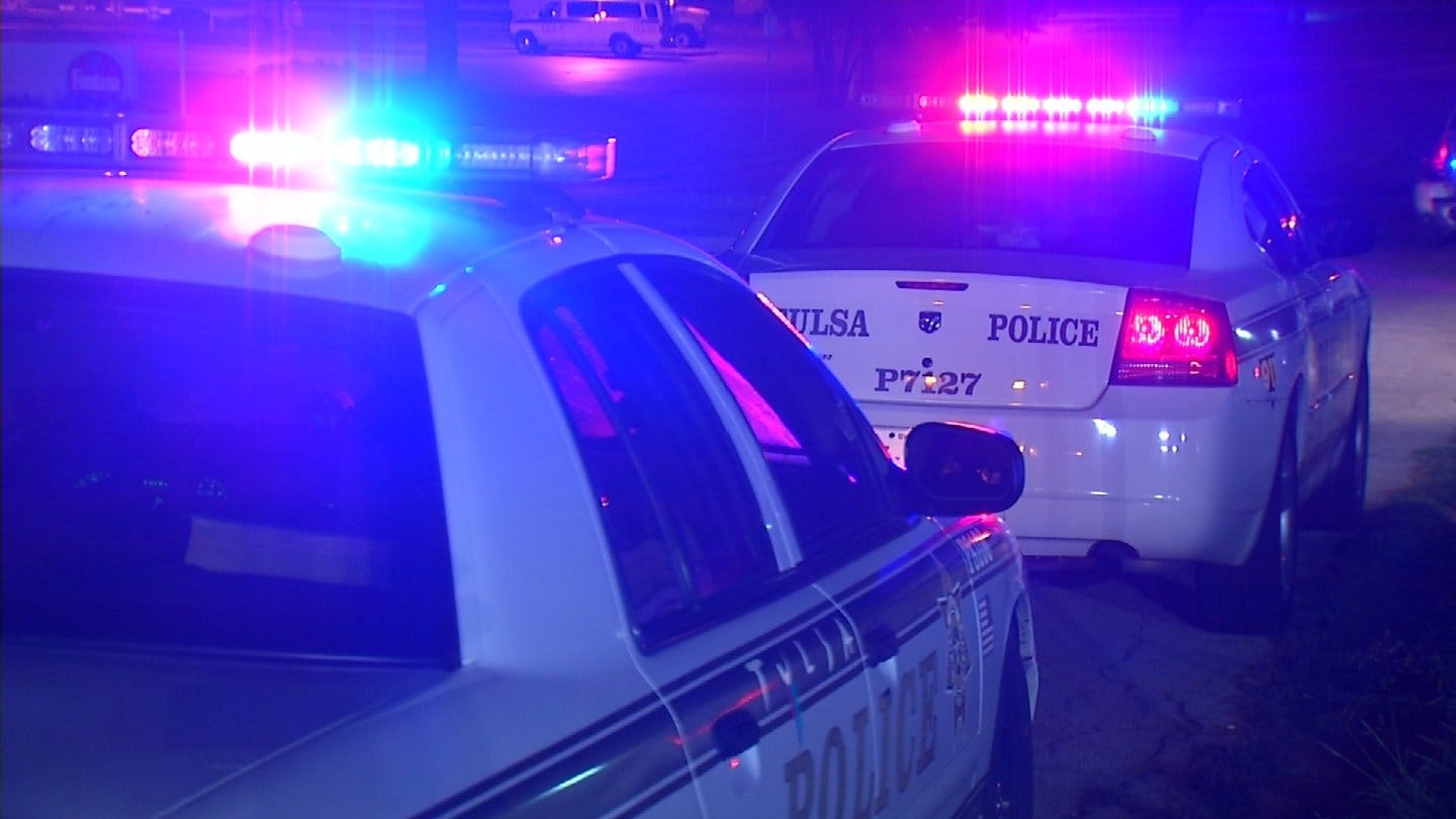 Murder Rate Down In Tulsa Compared To This Time Last Year