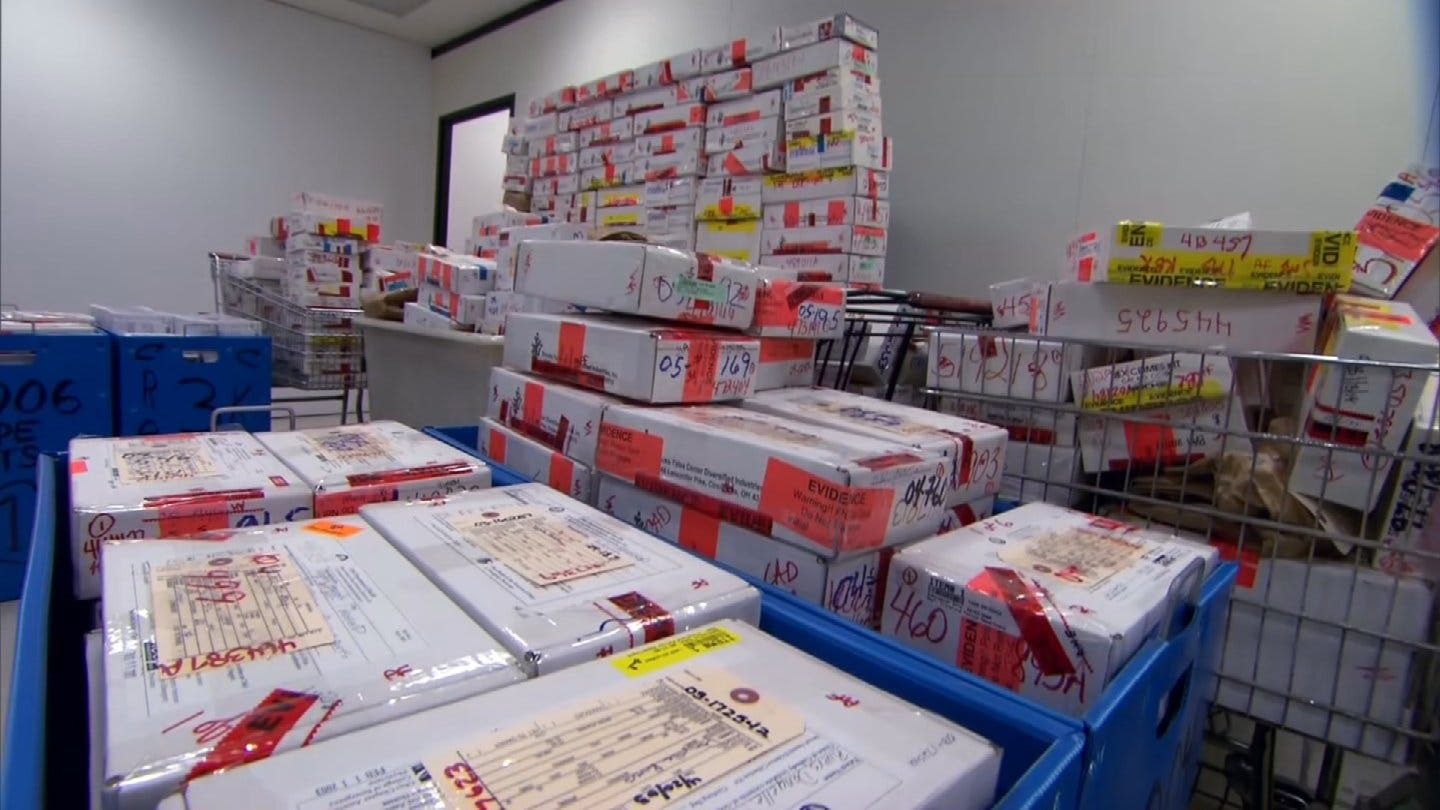 Testing Thousands Of Untested Rape Kits Could Cost Millions, Audit Reveals