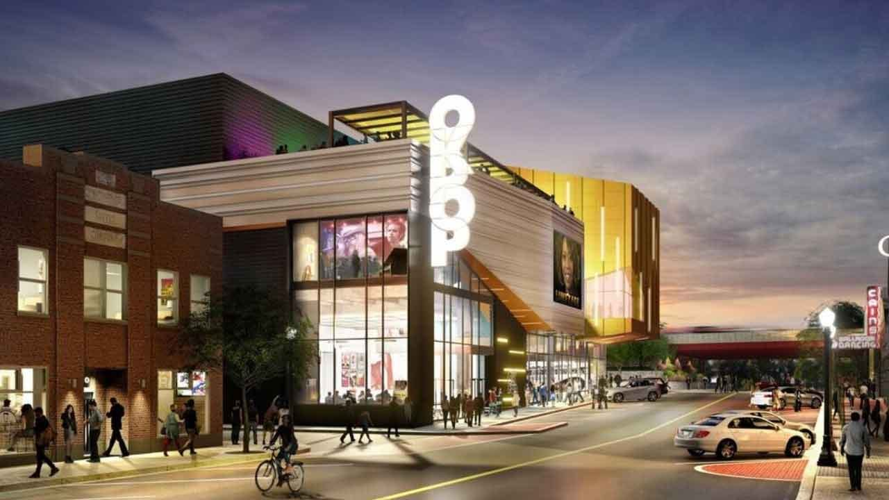 Tulsa Breaks Ground On OKPOP Museum Of Popular Culture