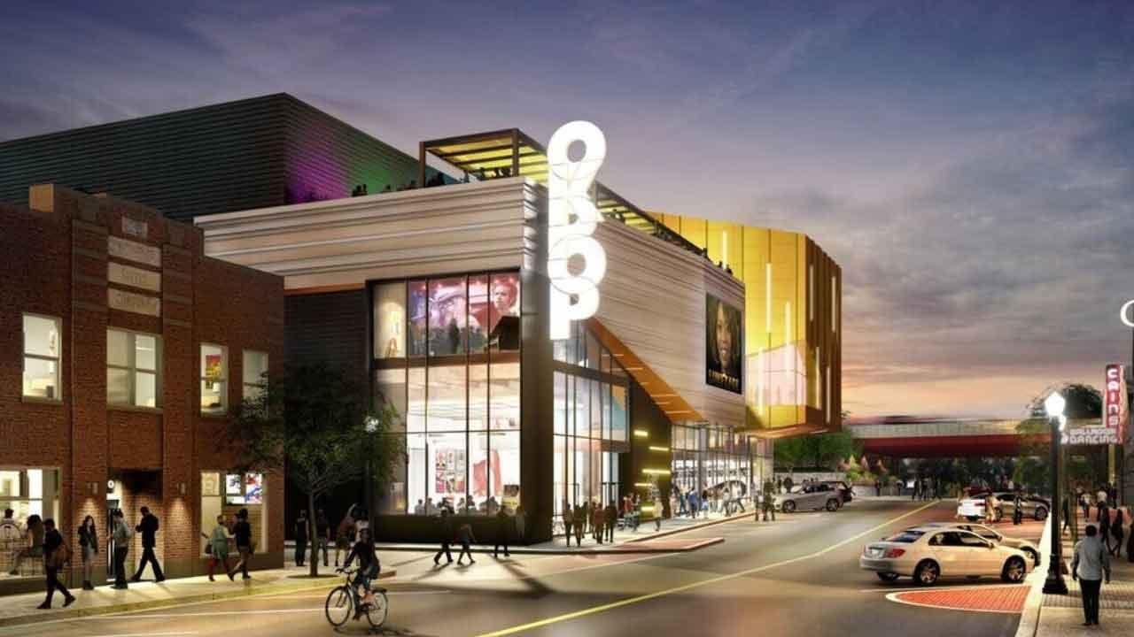 Tulsa's OKPOP Museum Design Revealed: 'Grit & Glitz'