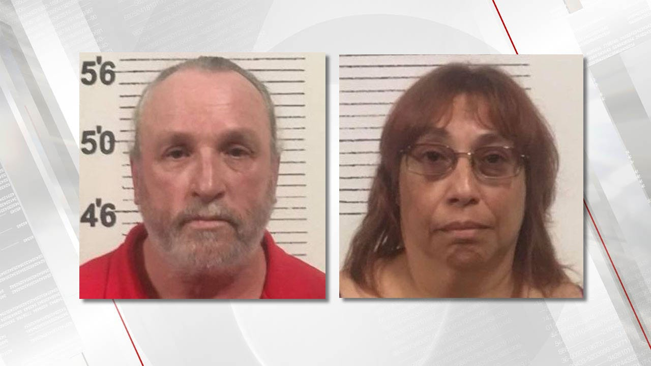 Two Arrested After Hominy Police Find Drugs, Guns During Traffic Stop