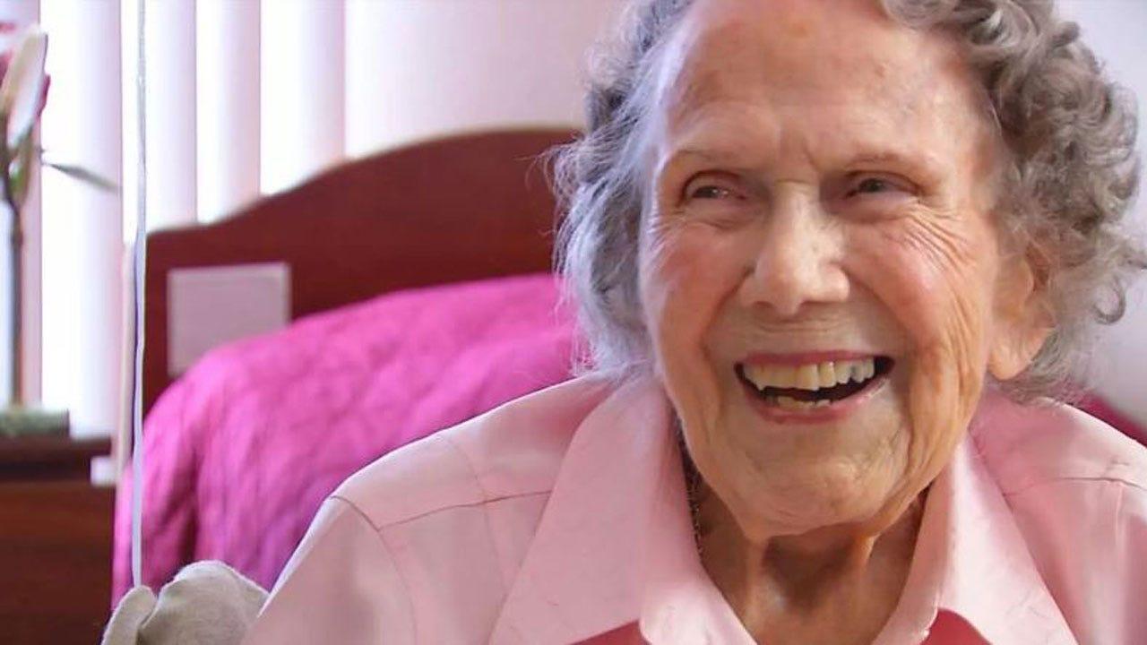 107-Year-Old Stillwater Woman Dies Weeks After Parade Celebrating Her Birthday