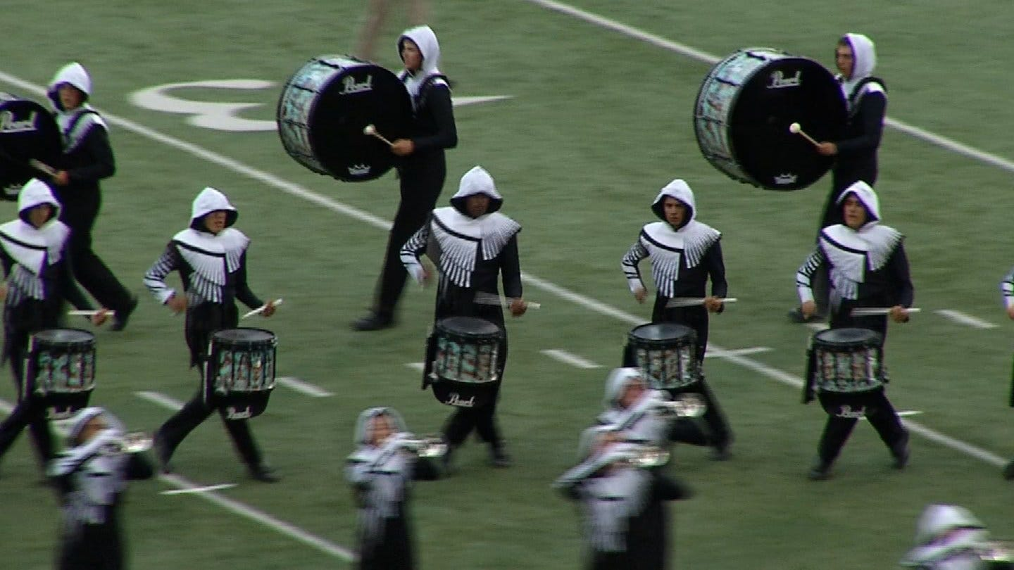 Drummers From Around The World Performing In Broken Arrow