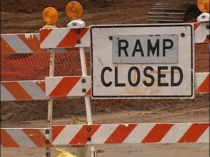 Heads Up For Broken Arrow Expressway Drivers