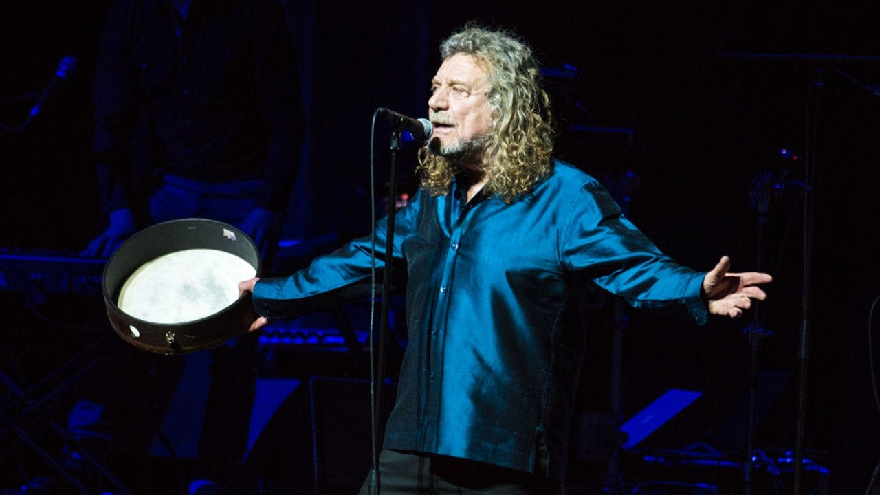 Led Zeppelin Lead Singer To Perform In Tulsa
