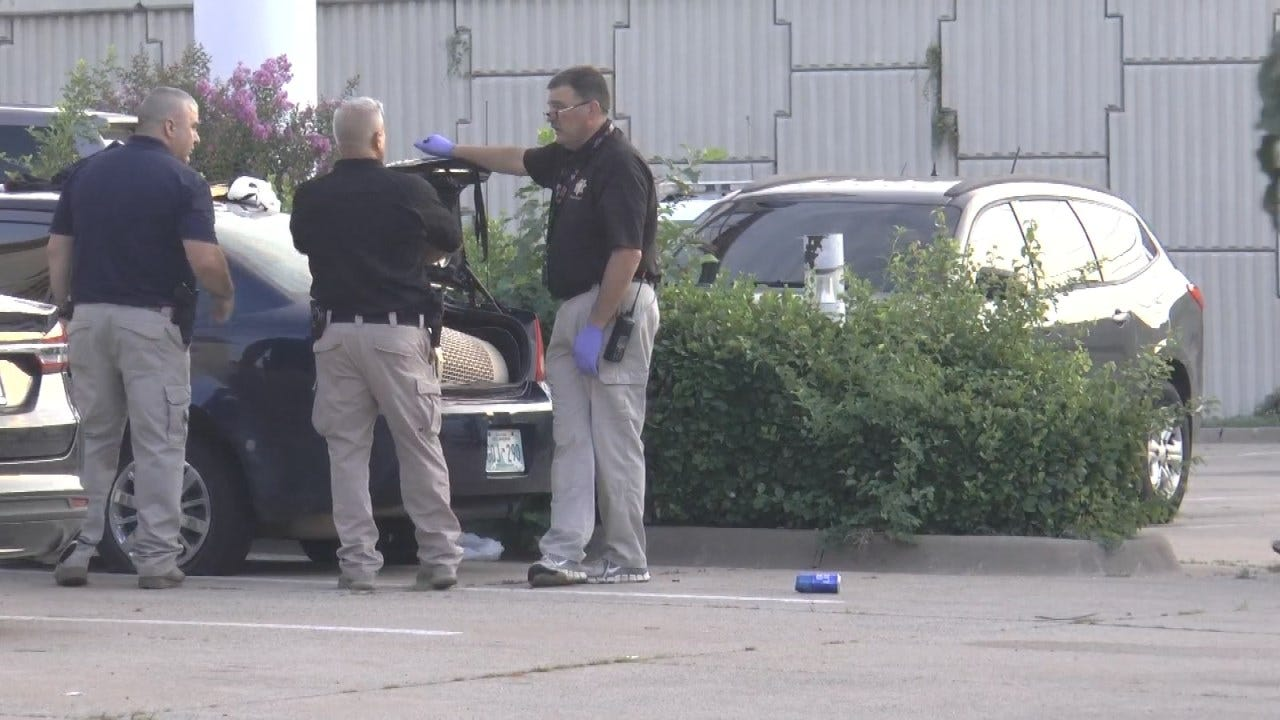 Police Take 2 Men Into Custody Connected To Several Tulsa Robberies