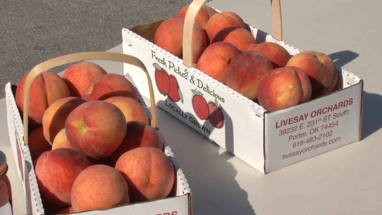 Porter Peach Festival Will Continue Despite Smaller Crop Yield, Organizers Say