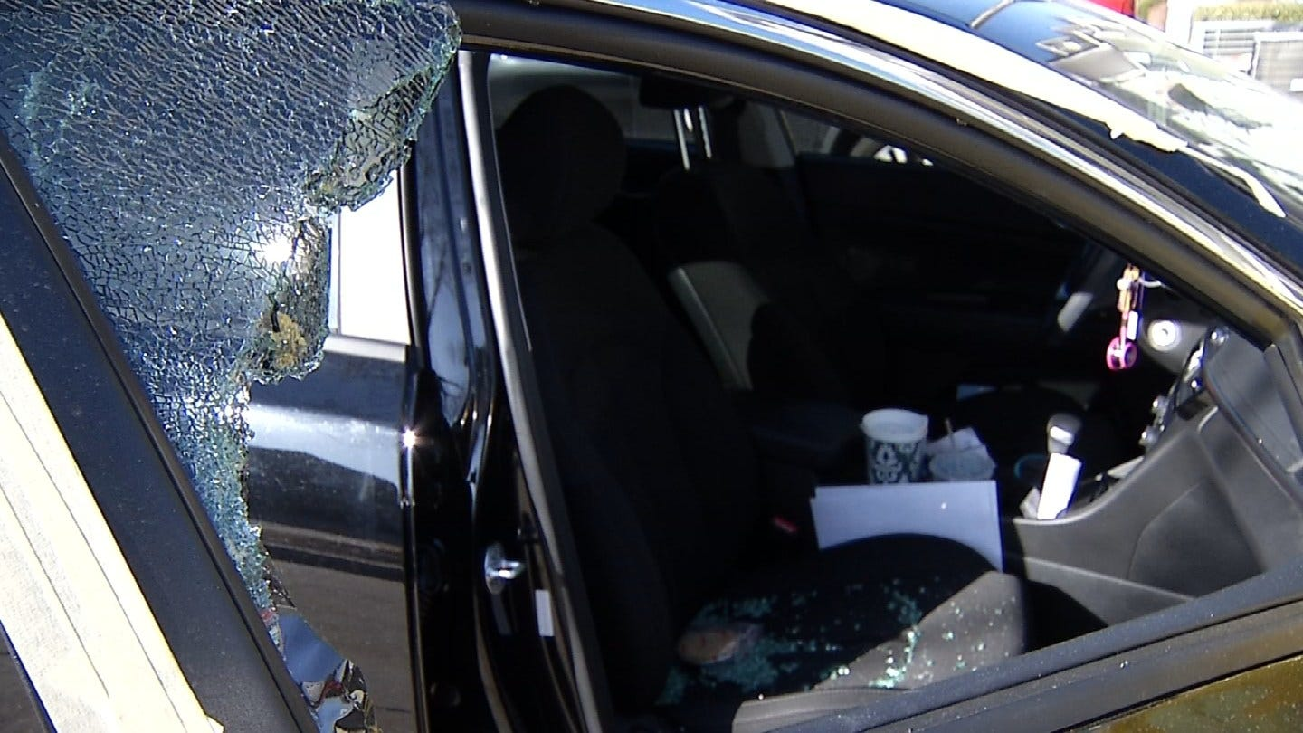 Summertime Could Bring Rise In Car Break-Ins, Statistics Show