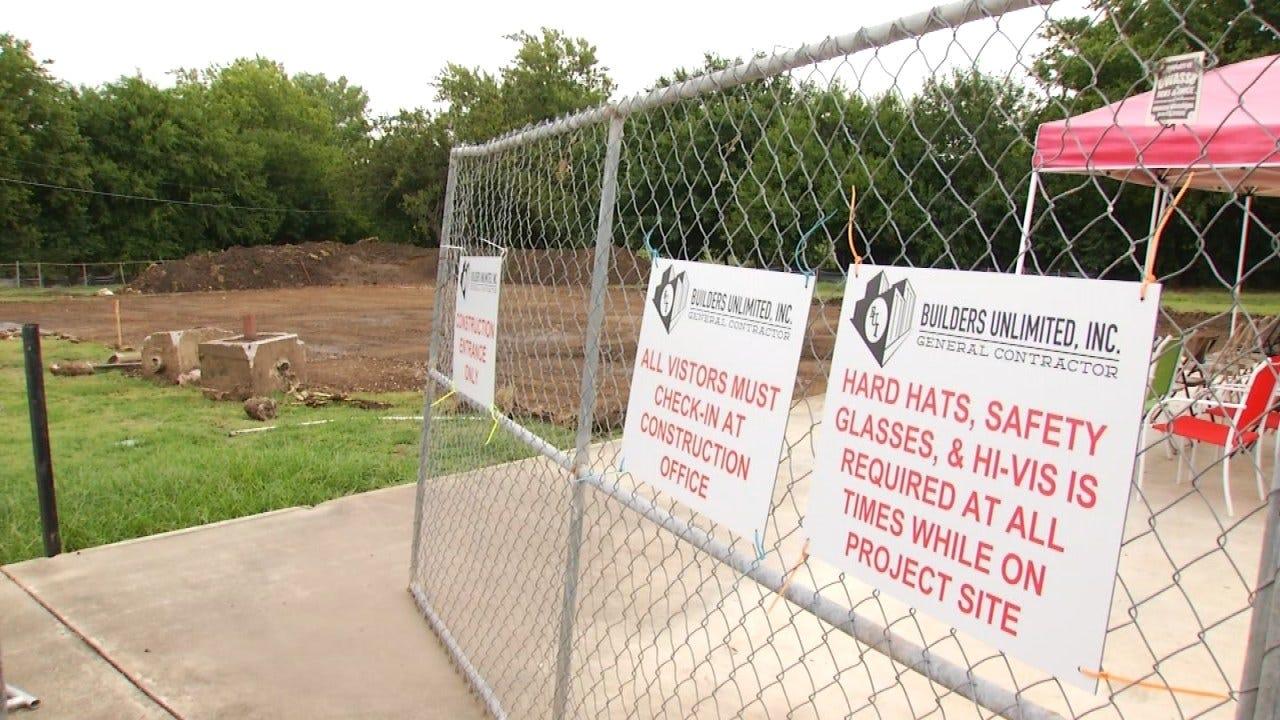 Tulsa SPCA Breaks Ground On $1.7 Million Expansion