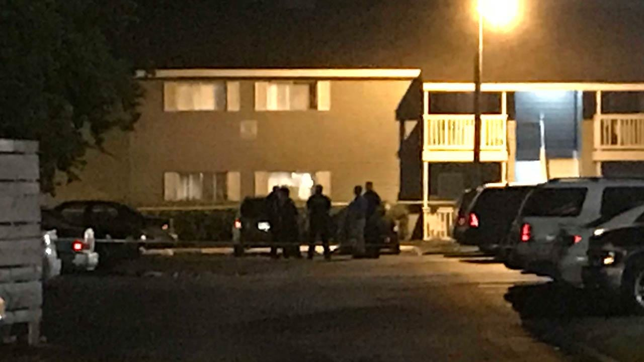 Two Victims Found Shot At Tulsa Apartment Complex