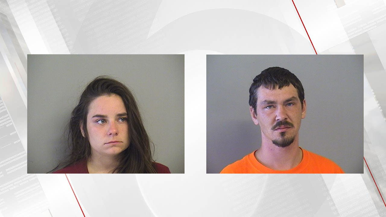 Broken Arrow Couple Arrested For Child Neglect