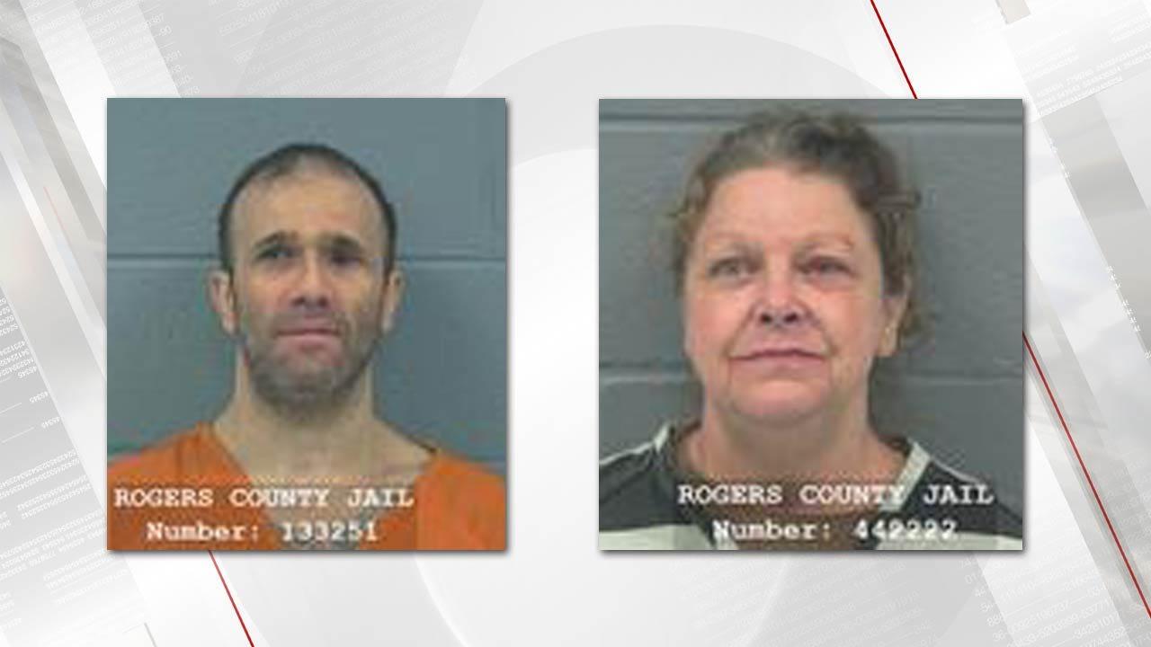 Deputies: 2 Tried To Smuggle Marijuana Into Rogers County Jail