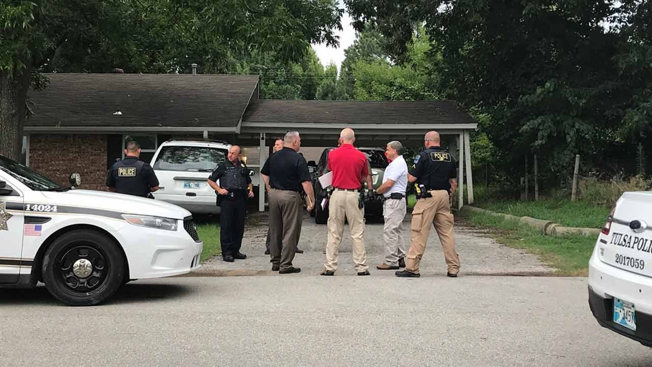 Police: Tulsa Man Fatally Shoots Woman He Claims Is Fiancee