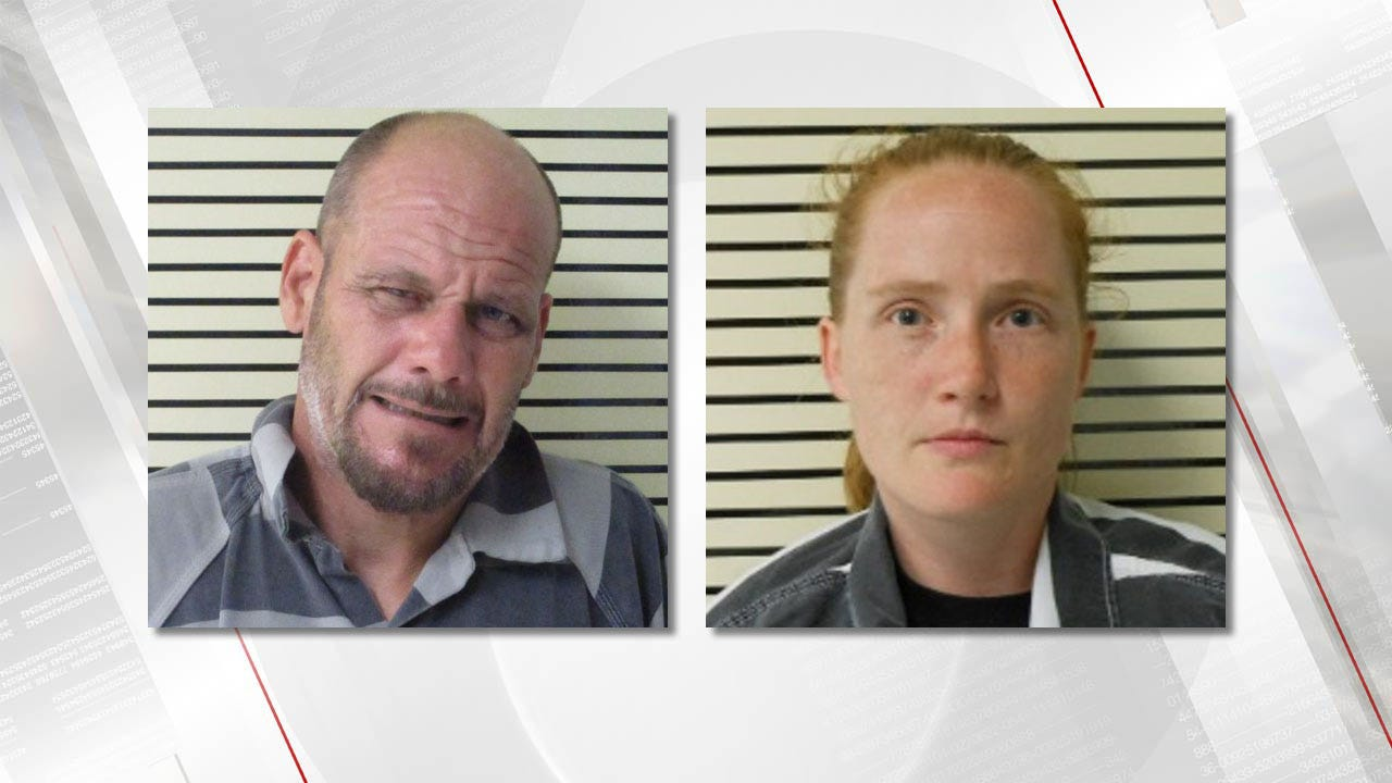 Two Arrested After Wagoner County Deputies Execute Search Warrant
