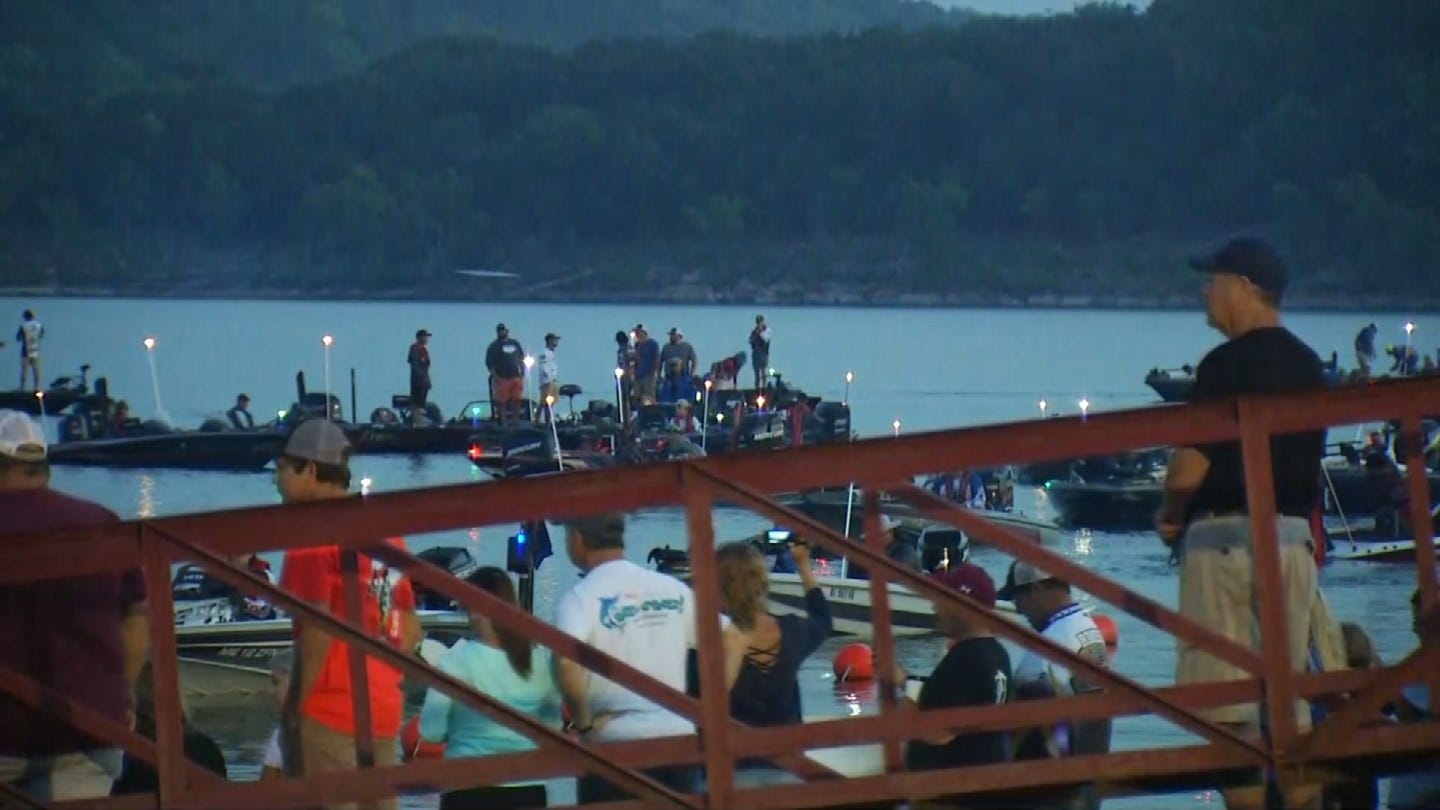 Bassmaster College Series Takes Over Lake Tenkiller